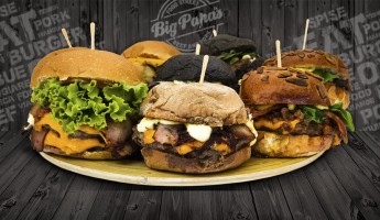 Big Papas Burger