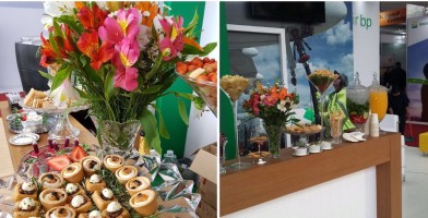 Buffet Damasco e Catering SP e RJ