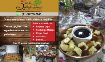 Studio de Gastronomia Buffet e Eventos