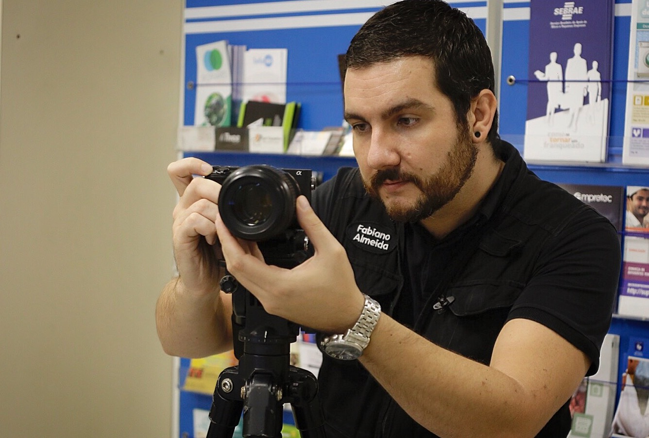 Fabiano Almeida Fotografia e Cinema