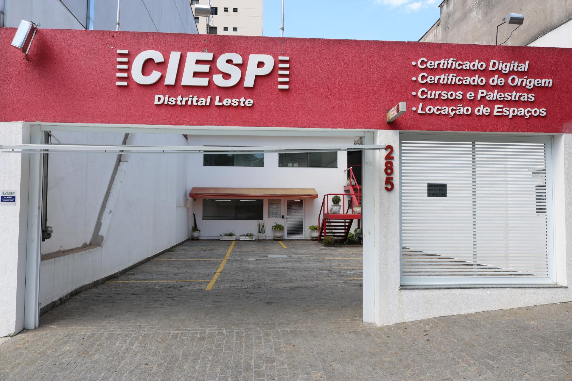 CIESP Leste