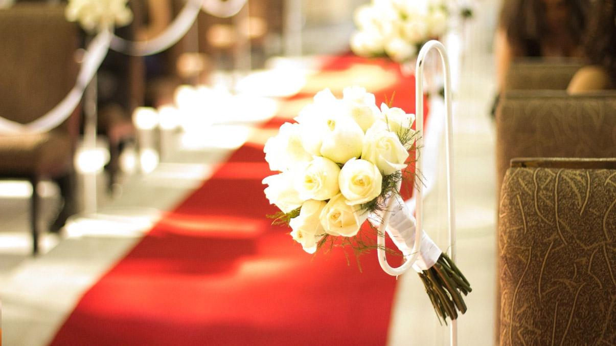 Como organizar um grande casamento?