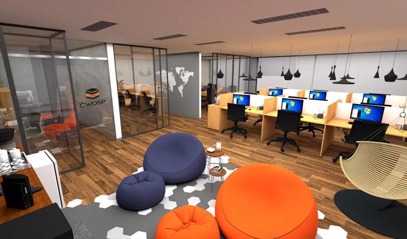 Conhecemos o Coworking Offices na Vila Olímpia